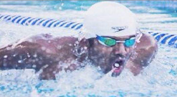 para swimmer