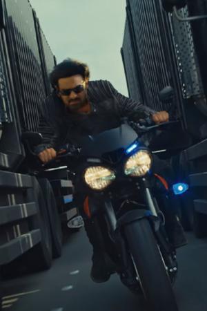 Prabhas Saaho teaser his high octane stunts in Shraddha Kapoor starrer is winning hearts