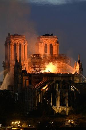 Pregnant Urged To Take Blood Tests For Lead After Notre Dame Fire