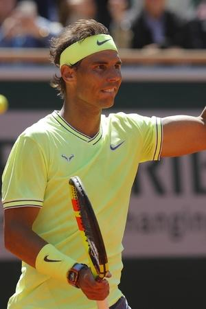 Rafael Nadal has won 12 French Opens