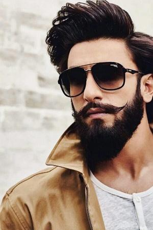 Ranveer Singh is ready