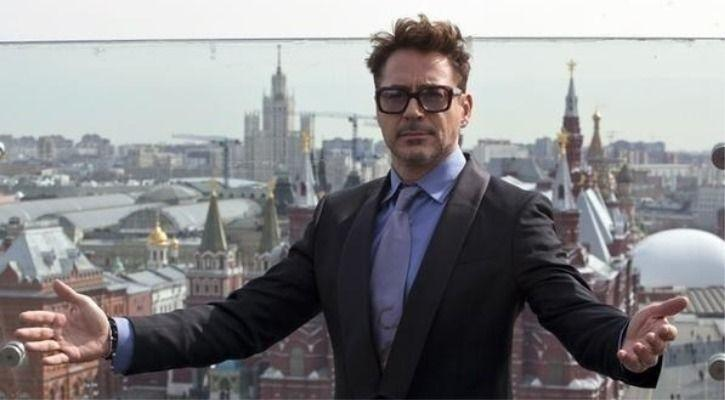 Robert Downey Jr