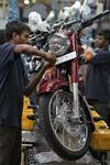 Royal Enfield Chennai Royal Enfield New Washing Technology Chennai Water Shortage Chennai Water C