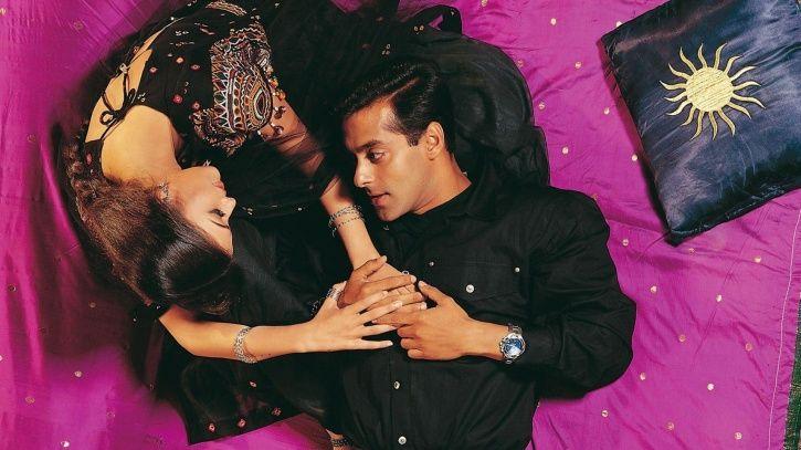Salman Khan and Aishwarya Rai in Hum Dil De Chuke Sanam.