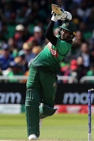 Shakib is topping the run charts at the World Cup