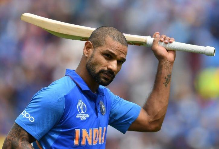 Shikhar Dhawan World Cup 2019