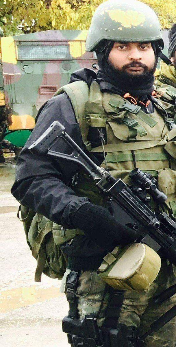 Sister Garud Commando