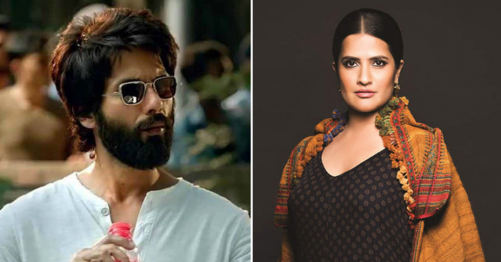 Sona Mohapatra slams patriarchy and misogyny in Kabir Singh, blames Shahid Kapoor for it.