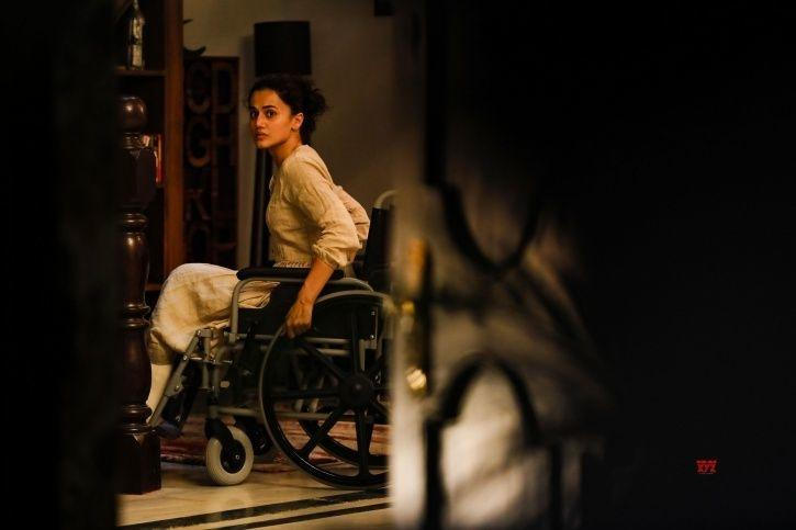 The suspense thriller Game Over starring Taapsee Pannu is so good that fans are literally flipping.