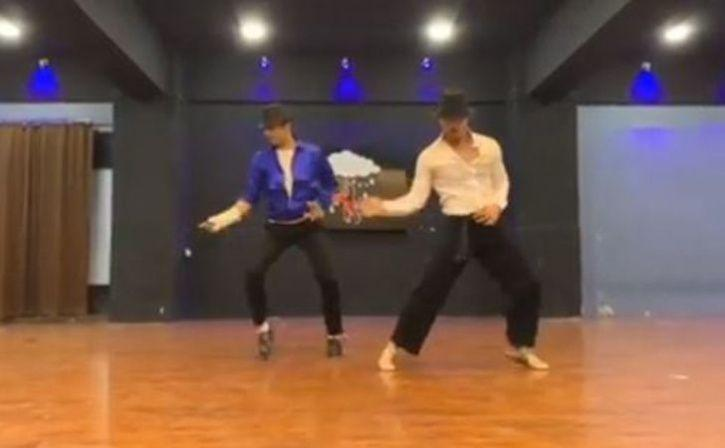 Tiger Shroff Gives Michael Jackson Twist To Khalibali Song