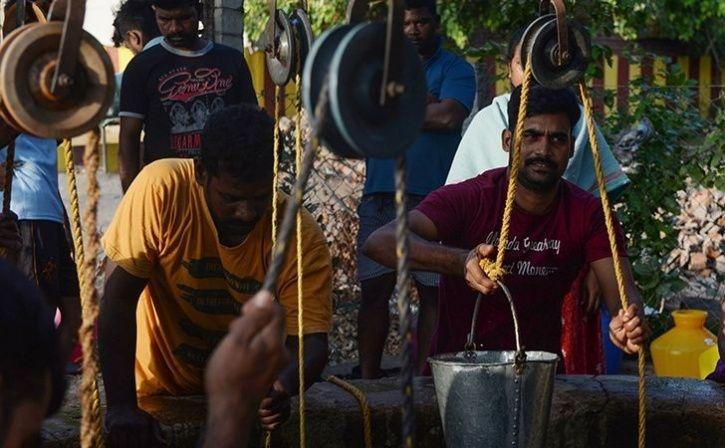 Train From Vellore To Bring Water To Parched Chennai