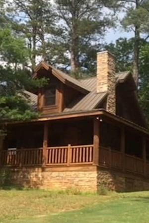 We have found a perfect vacations spot for you Tony Starks cabin is available on Airbnb