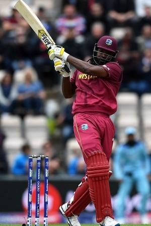 West Indies play Bangladesh