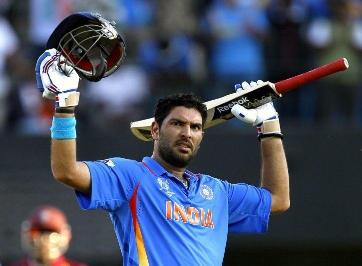 Yuvraj Singh is a legend