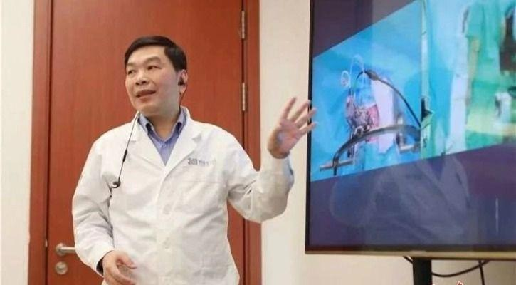 5G surgery:Chinese Doctor Used 5G To Perform World's 1st Remote