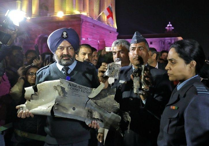 Air strike, Balakot, Synthetic Aperture Radar Imagery, Pakistan, India, military