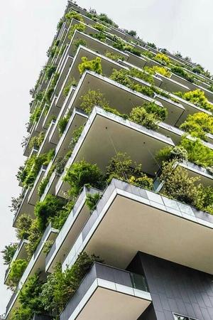 As India Moves Towards EcoFriendly Structures Only 4 Buildings In The Country Are Green