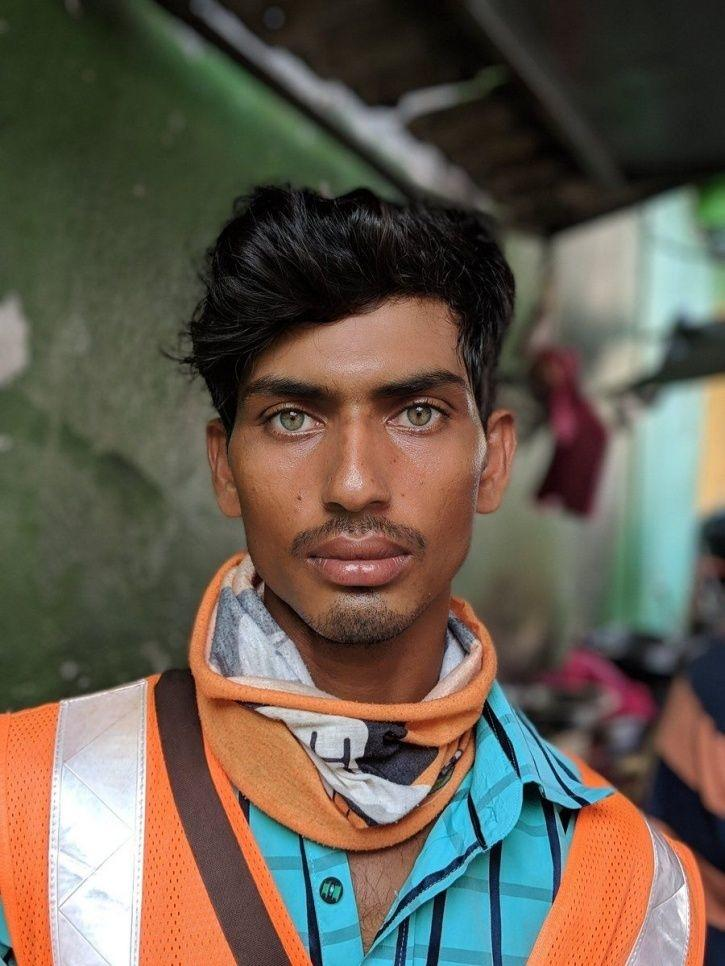 Bangladesh construction worker:People Are Rooting For This