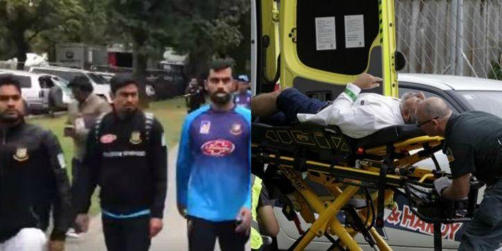 Bangladesh cricketers got lucky