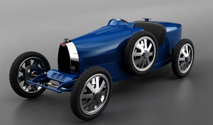 Bugatti Baby Ii Want To Own A Bugatti This Rs 26 Lakh