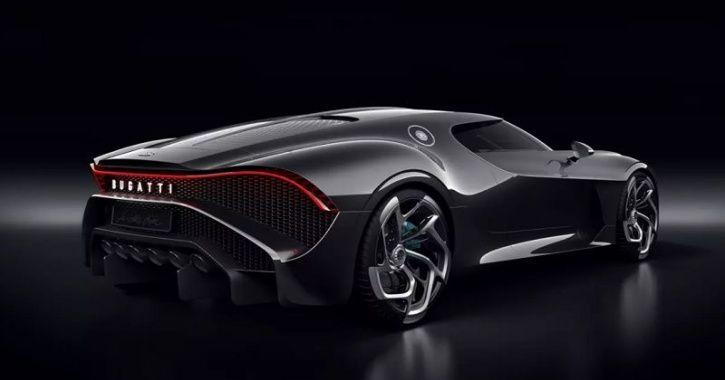 Worlds Most Expensive Car At Rs 133 Crore Bugatti La