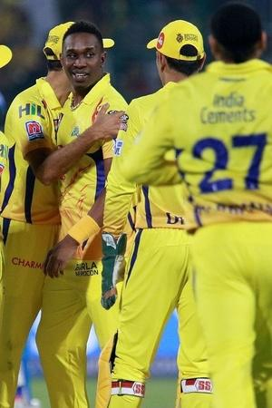 Chennai Super Kings are on a roll