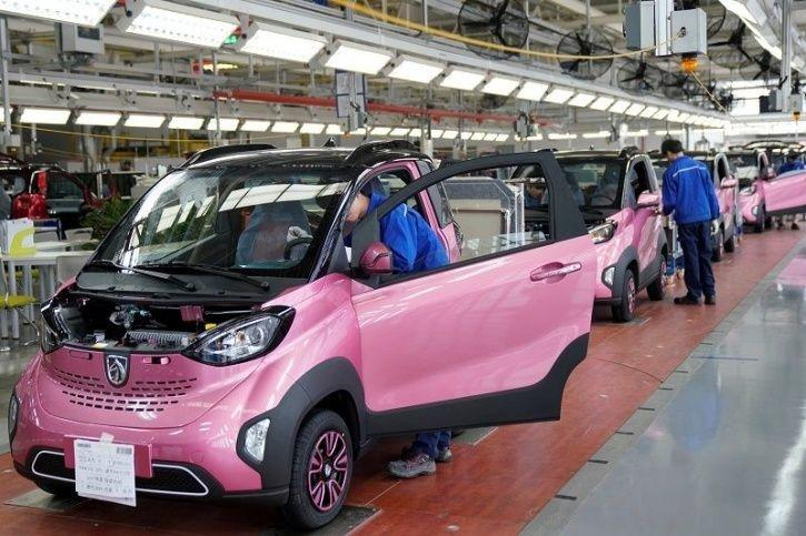 China Ev Subsidy Here S Why World S Biggest Electric Car Market Has