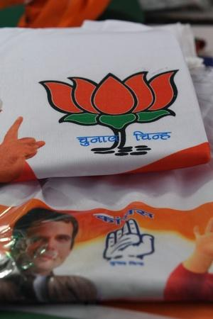 Congress BJP Take Out Rallies In Britain