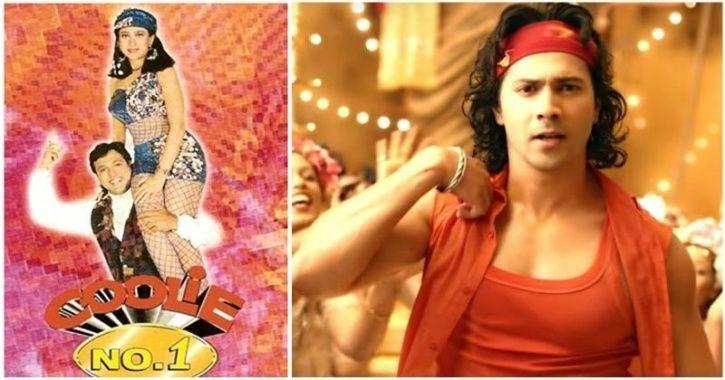 Sab Side Ho Jaao, Says Ranveer As Varun Dhawan Shares The First Motion Poster Of Coolie No.1 Remake!