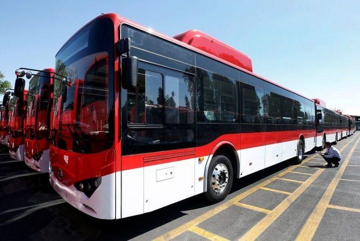 Electric Vehicles, Electric Buses, China Electric Buses, Diesel Import, EV Fuel Consumption, EV Envi
