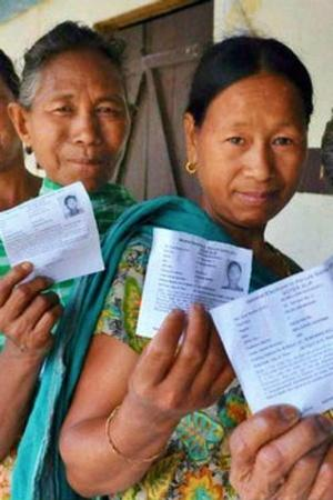 For One Voter In Arunachal Polling Staff To Hike Through Rugged Terrain To Register Her Vote
