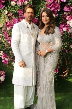 From SRK To Ranbir Kapoor Celebs Make Glitzy Appearance At Akash AmbaniShloka Mehtas Wedding