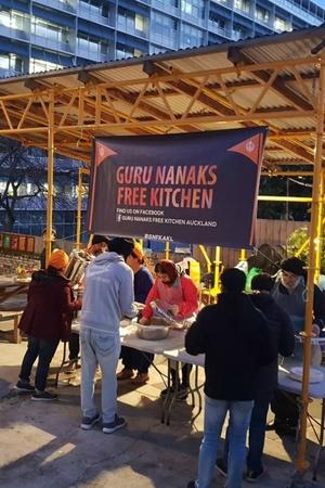 Guru Nanak Free Kitchen