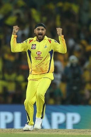Harbhajan Singh took 320