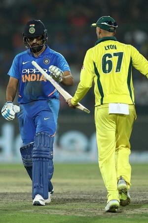 India lost the series 32