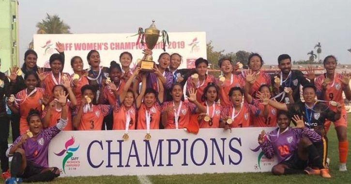 India won the SAFF