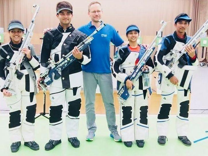 Indian Shooters Rule The Roost With One Gold And Two ...