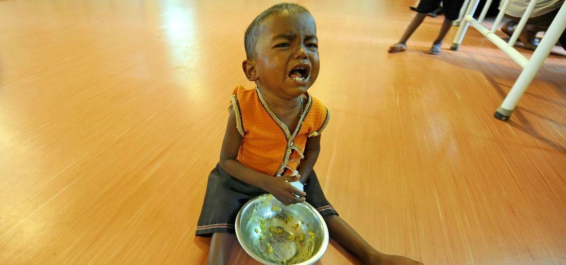 India's Malnutrition Problem Is Worst In Modi & Rahul Gandhi's Constituencies, Tharoor's Best