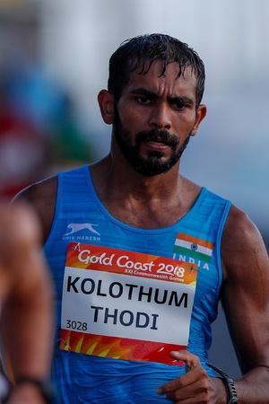 irfan kolothum becomes first indian athlete to qualify for tokyo olympics