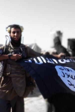 IS terrorist killed