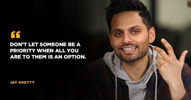 jay shetty:11 Life Lessons From Motivational Speaker Jay ...