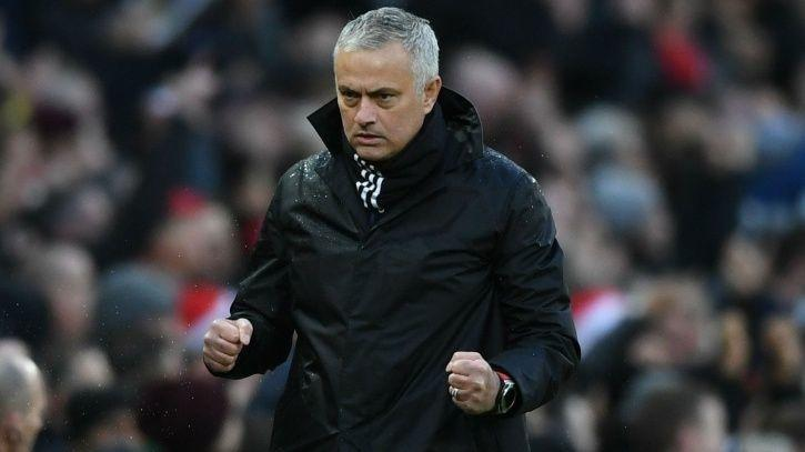 Jose Mourinho was axed by United