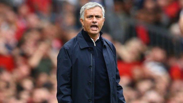 Jose Mourinho was sacked