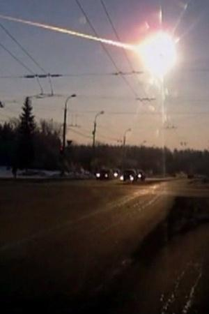 meteor explodes on top of earth with strength of 10 atomic bombs says nasa