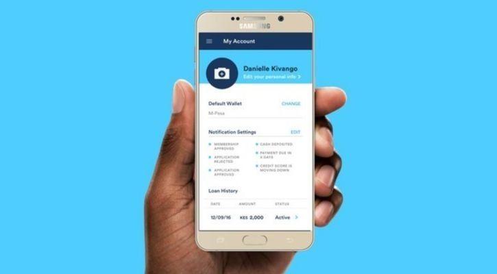 micro-loans app