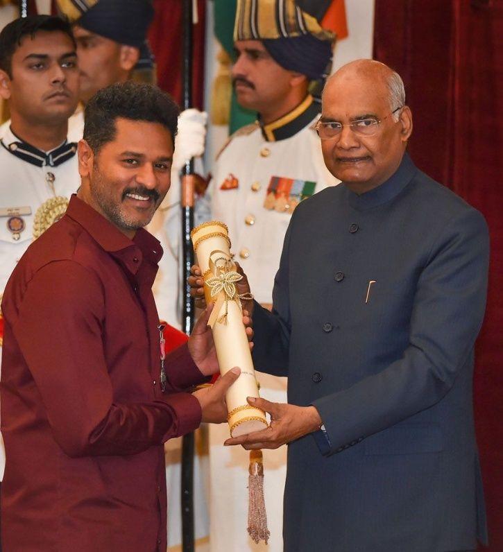 Padma Shri