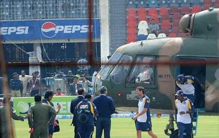 Pakistan Sri lanka cricket terror attack 2009