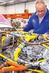 Rolls Royce Hybrid M250 Engine Rolls Royce Hybrid Helicopter Engine Hybrid Helicopters Electric H