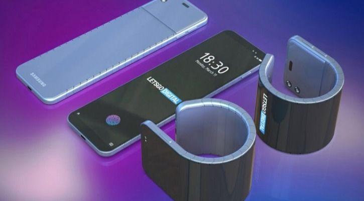 Samsung watch phone