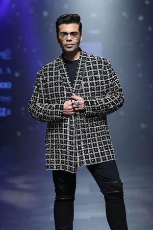 ShameOnKaranJohar Trends Online After Karan Johar Accidentally Likes A Tweet Abusing Shah Rukh Khan